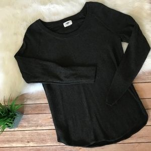 Soft and Cozy Charcoal Sweatshirt